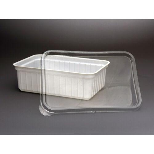 Ételes doboz tető PP 500-1000ml  50db/cs 3685