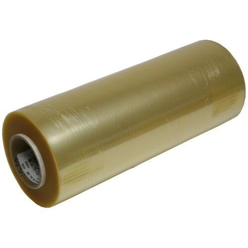 Gépi stretch fólia 300 mm/1500m extra tapadós 7351