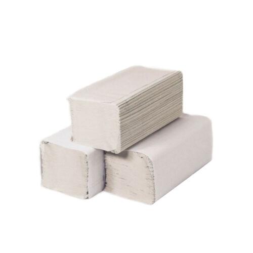Papír V hajtogatott kéztörlő 1 rétegű natúr 22x25 cm 5000lap/cs 13016