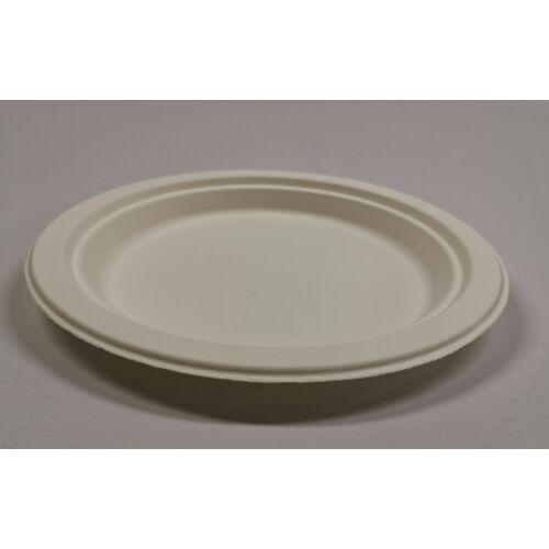 Fehér cellulóz tányér 22,5 cm 15db/cs 12300