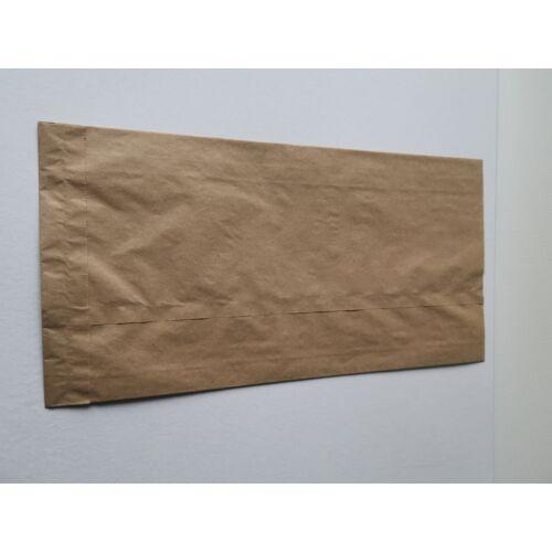 Papírtasak 1,5 kg-os 180+60x350 mm barna 1000db/# 12459
