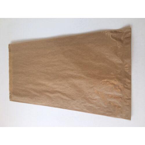 Papírtasak barna 230+60X450 mm 2kg-os 1000db/# 8420