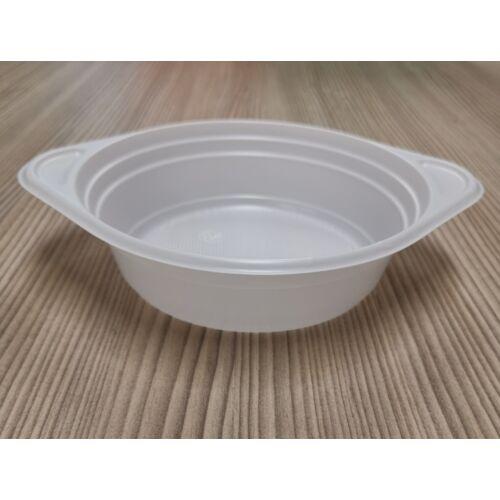 Gulyás tányér 500ml füles100db/cs. 5465