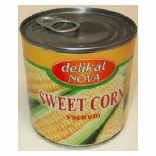 Csemege kukorica Nova 2150g