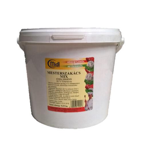 Mesterszakács ételízesítő 60% -os sótartalom 5kg