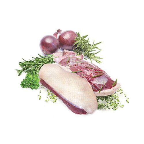Friss hízott libamell filé vcs. cca. 12kg dv411