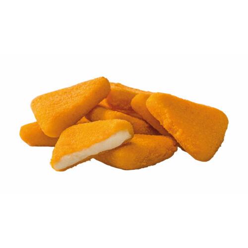 Rántott trappista sajt Natural Meat lédig cca.12kg dv539/3