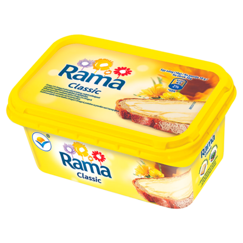 RAMA margarin tégelyes 250g Classic 3009