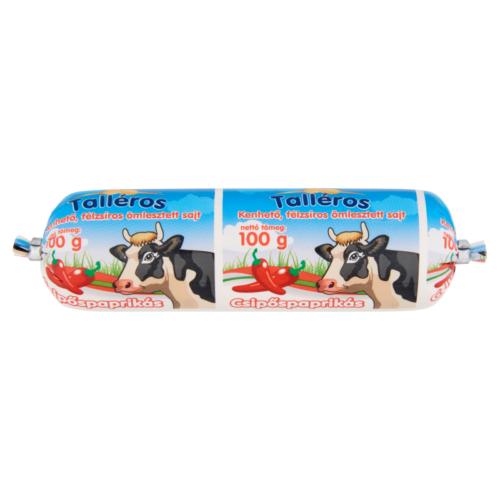 Talléros sajt csípős tömlős 100g 4334