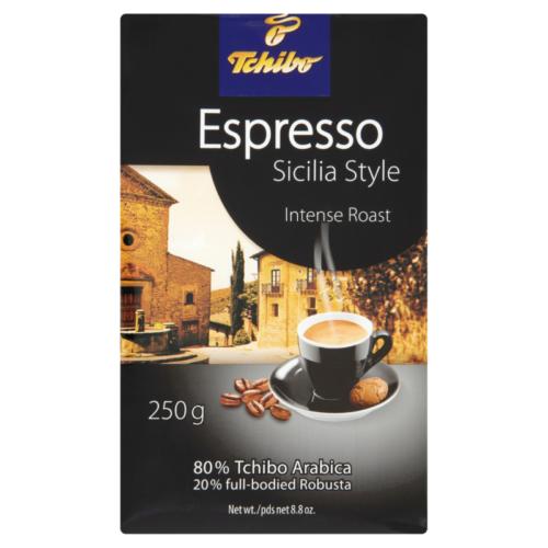 Tchibo Espresso Sicilia  őrölt kávé 250 g