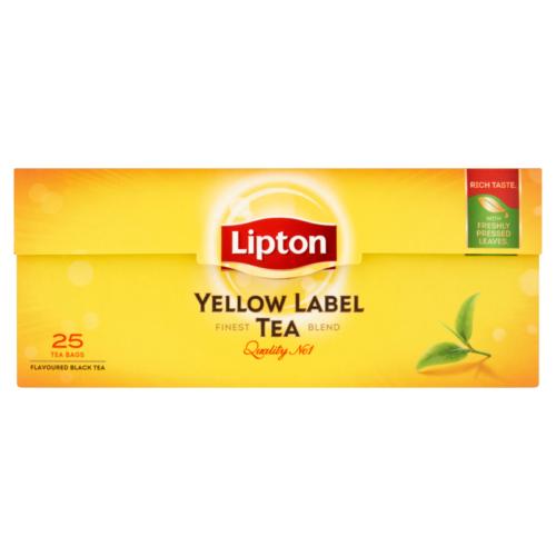 Lipton Yellow Label tea 25x2g