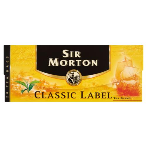 Sir Morton Classic Label 20x1,75g