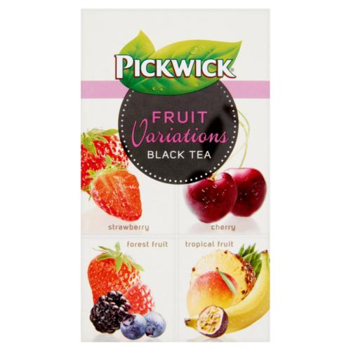 Pickwick Variáció tea I. Lila 20x2g