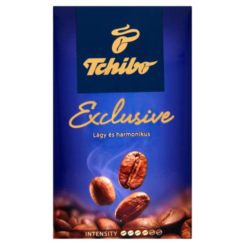 Tchibo Exclusive  őrölt kávé    250 g