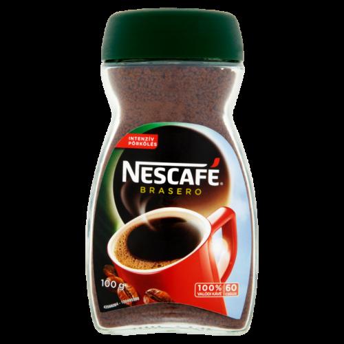 Nescafé 100 g Brasero  instant kávé
