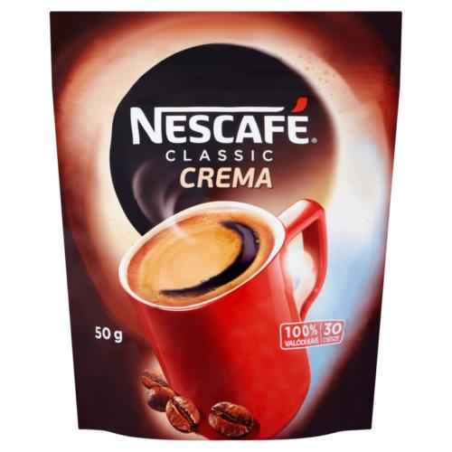 Nescafé  50 g Classic Créma utántöltő instant kávé