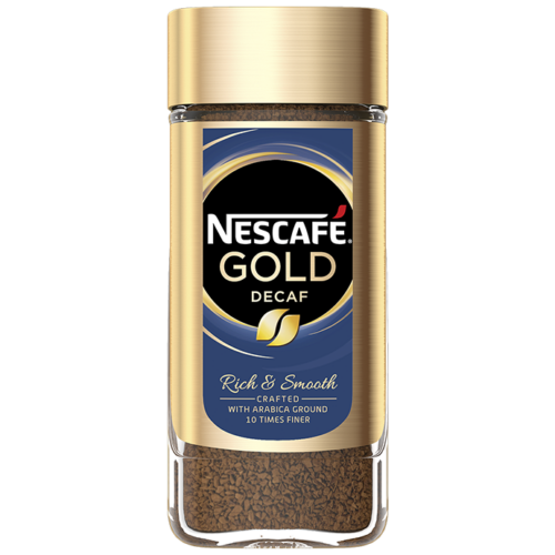 Nescafé Gold 100 g Koffein Mentes  instant kávé