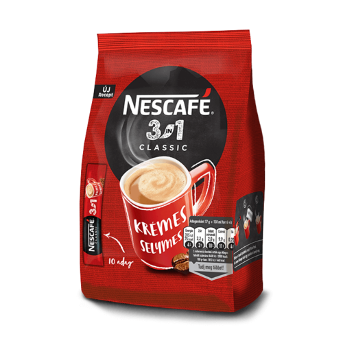 Nescafé  3in1 Classic 175 g  instant kávé