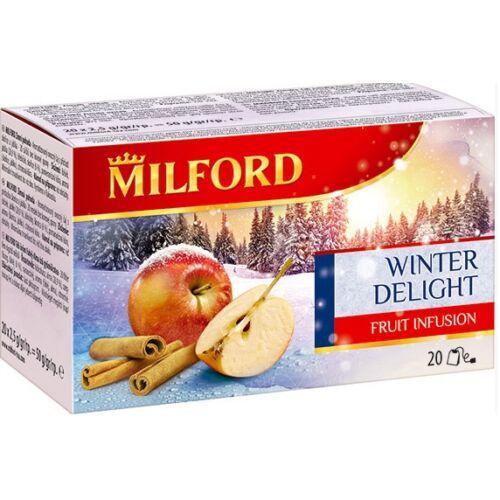Milford Téli Örömök alma-fahéj 20x2,5g