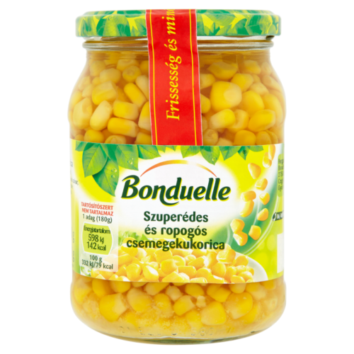 Bonduelle Csemege Gold Kukorica  530g