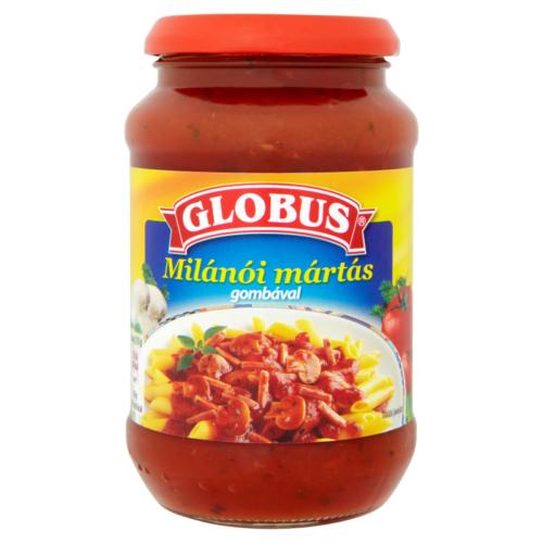 Globus Mártás Milánói   360g