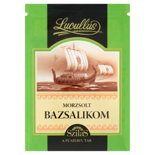 Lucullus Bazsalikom Morzsolt  5 g