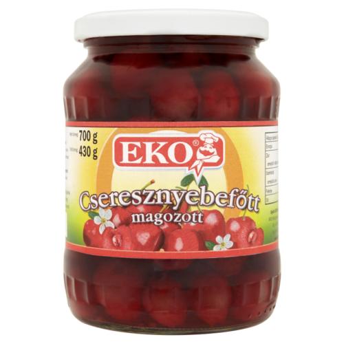 Eko Cseresznyebefőtt magozott 720ml
