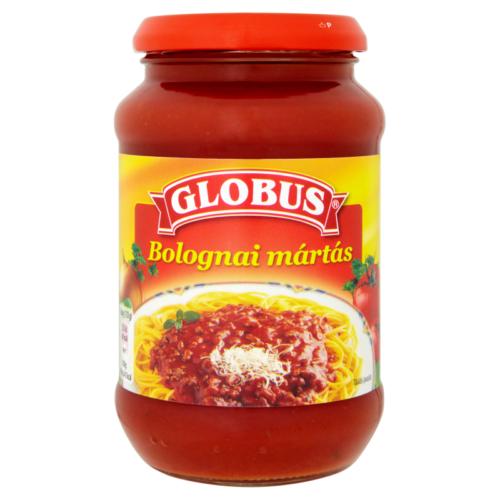 Globus Mártás Bolognai 360g
