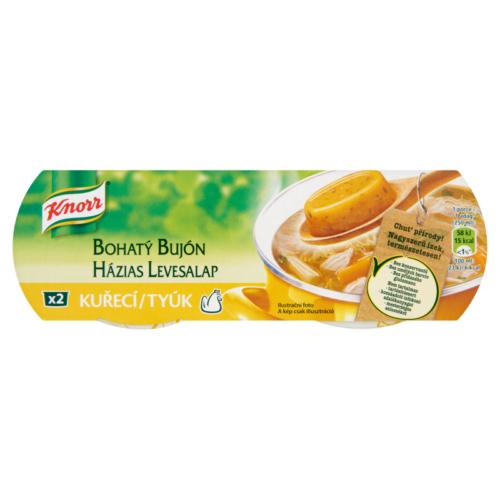 Knorr Minifazék  Instant leves  56g Tyúkhús