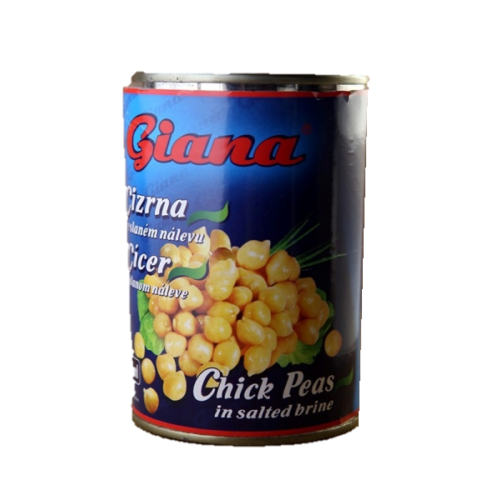 Giana Csicseriborsó 425 ml