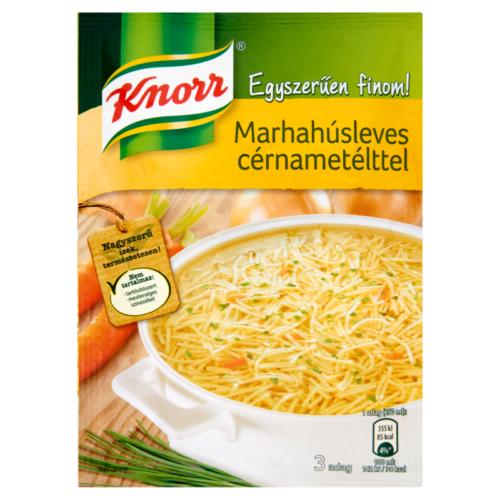 Knorr MindLeves Marha Cérna 73g
