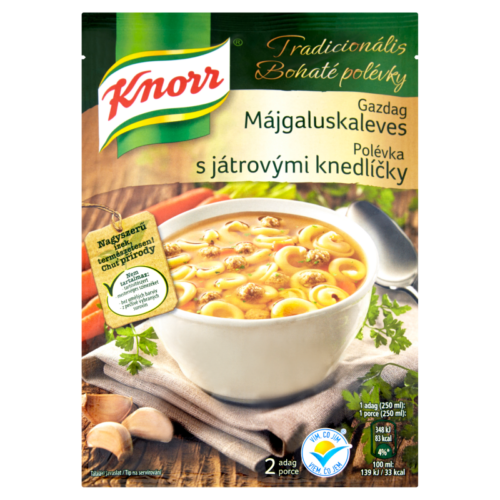 Knorr Ínyenc Májgaluska   44 g