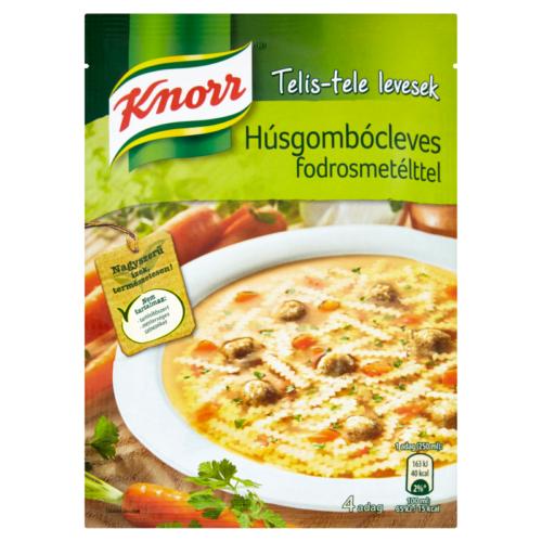 Knorr Levespor Húsgombóc 50g