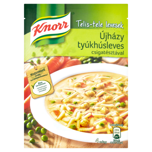 Knorr Levespor Újházy Tyúk 67g