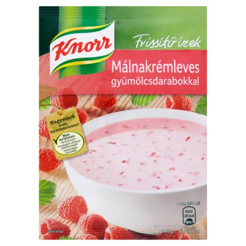 Knorr Gyümölcsleves Málna  41g