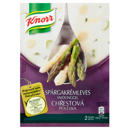Knorr Ínyenc Spárgakrém leves   55g