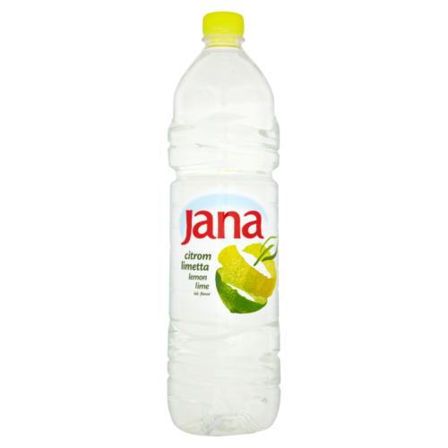 Jana Víz Citrom-Limetta 1,5l