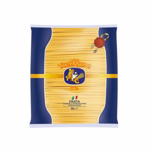 Tomadini száraztészta makaróni/Bucatini 5kg