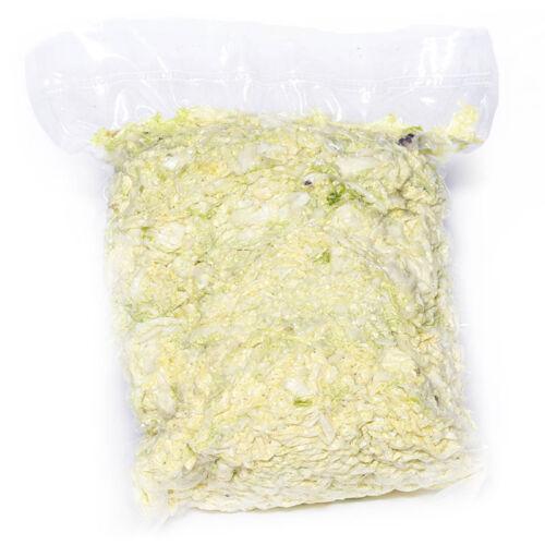 Tisztított  friss kelkáposzta vcs.kézi laska 5kg