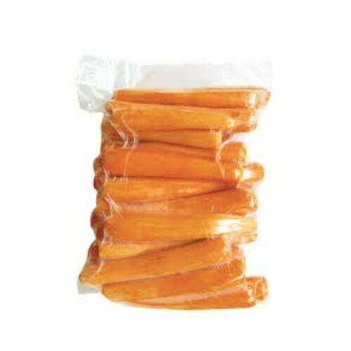 Tisztított  friss sárgarépa egész vcs.5kg