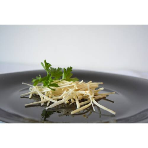 Tisztított  friss fehérrépa vcs. julienne 5kg