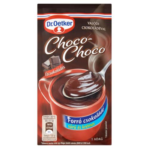 Dr.Oetker Choco-Choco forrócsoki  Ét   32g