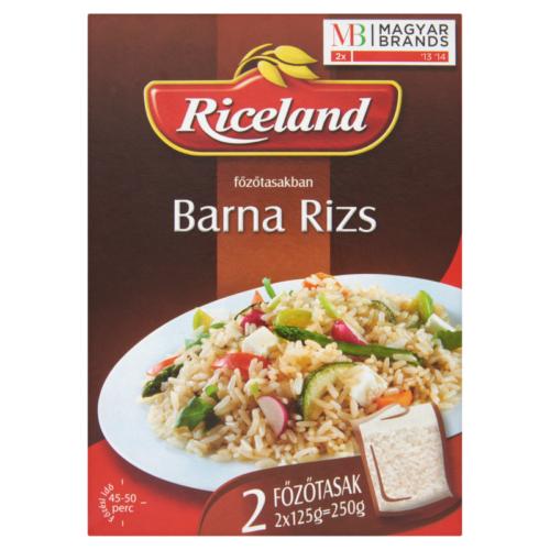 Riceland Barna Rizs főzőtasakos 250g