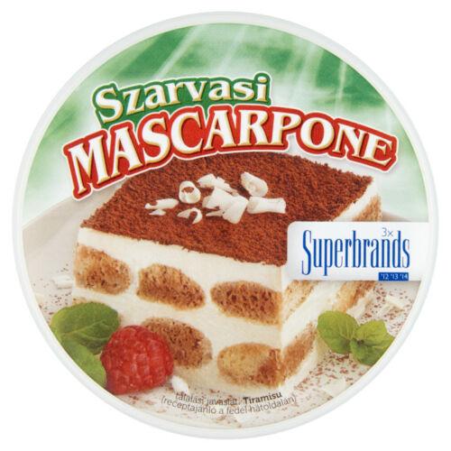 Szarvasi Mascarpone 250g 8424