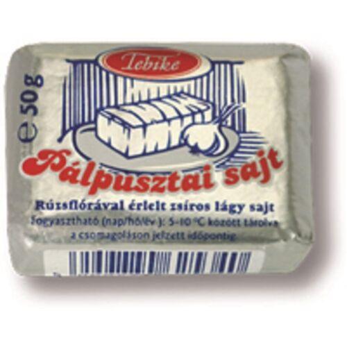 Tebike pálpusztai sajt 50g 8441