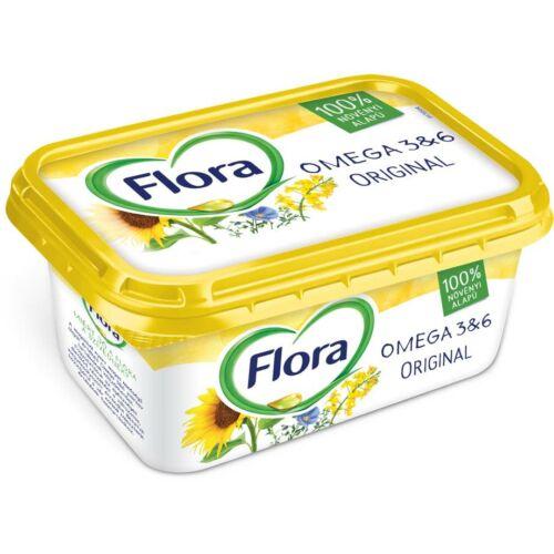 flora margarin tégelyes 250gr