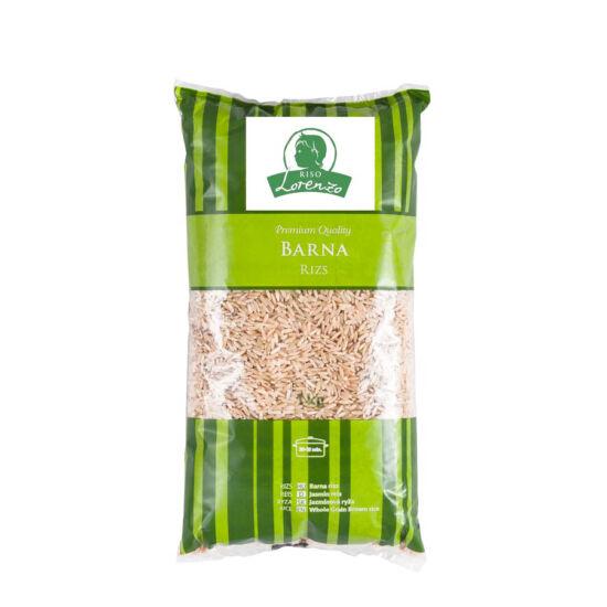 Riso Lorenzo rizs 1kg Barna rizs