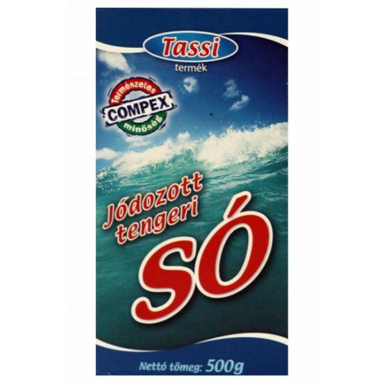 Tassi tengeri jódos só  500 g