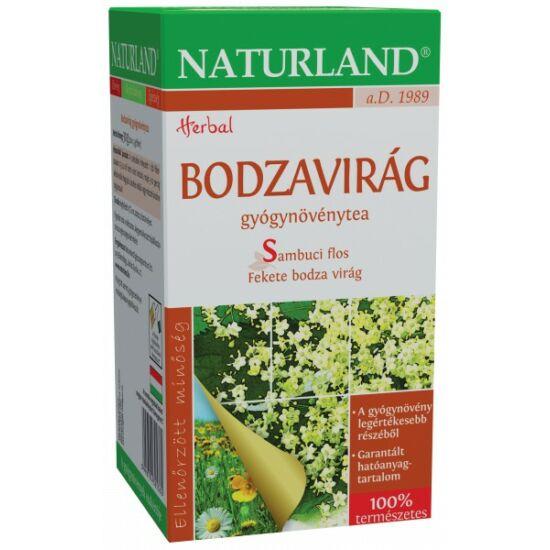 NATURLAND BODZAVIRÁG TEA  20X1,5G