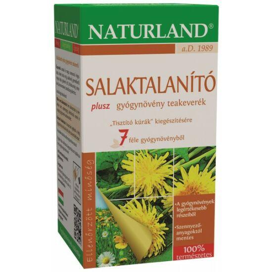 NATURLAND SALAKTALANÍTÓ PL TEA 20X1,75G
